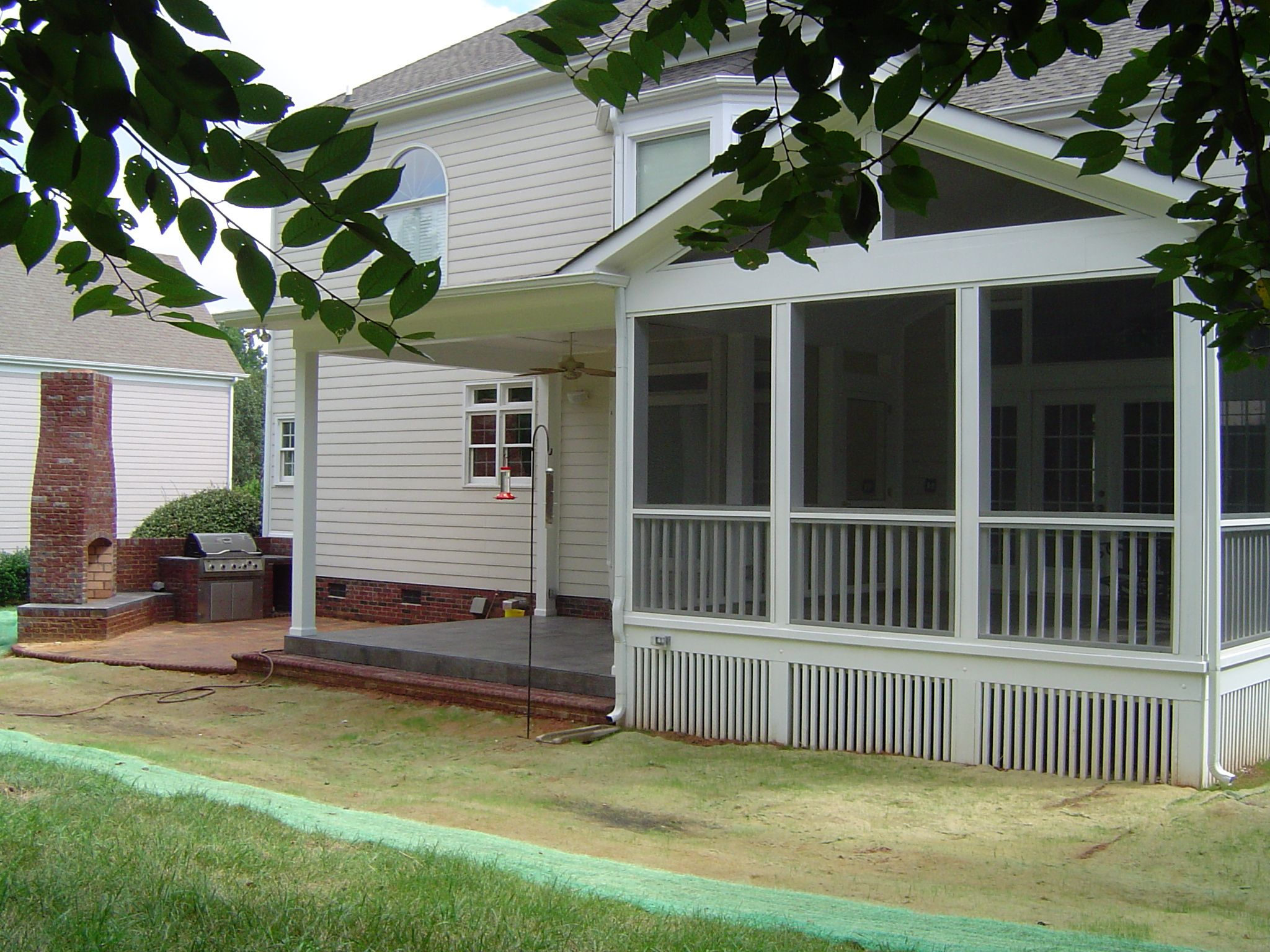 image screen porch ideas inspirations image of screen porch ideas designs - Screened In Porch Ideas Design
