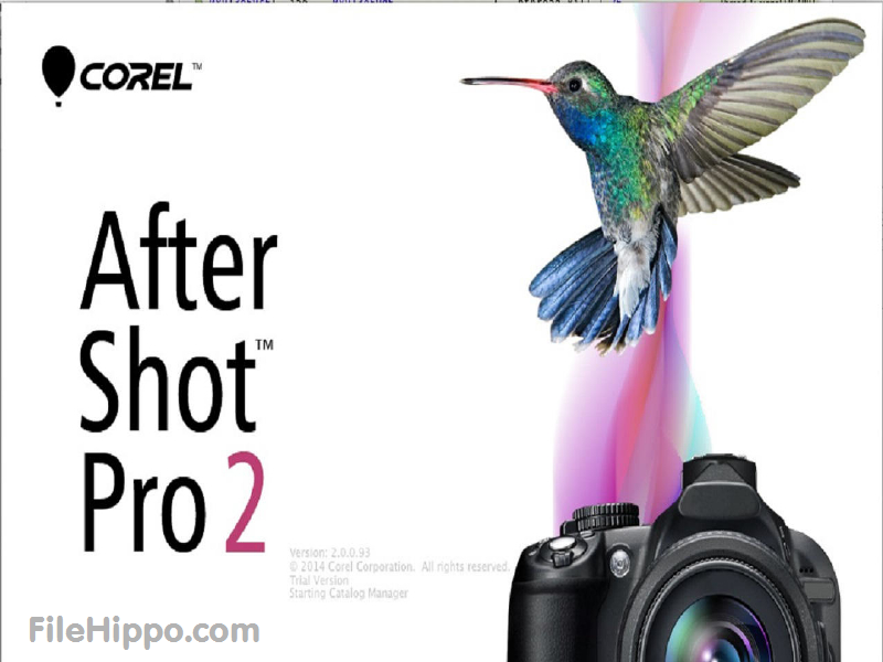 Corel Aftershot Pro 2 2.0.0.133 screenshot Graphic