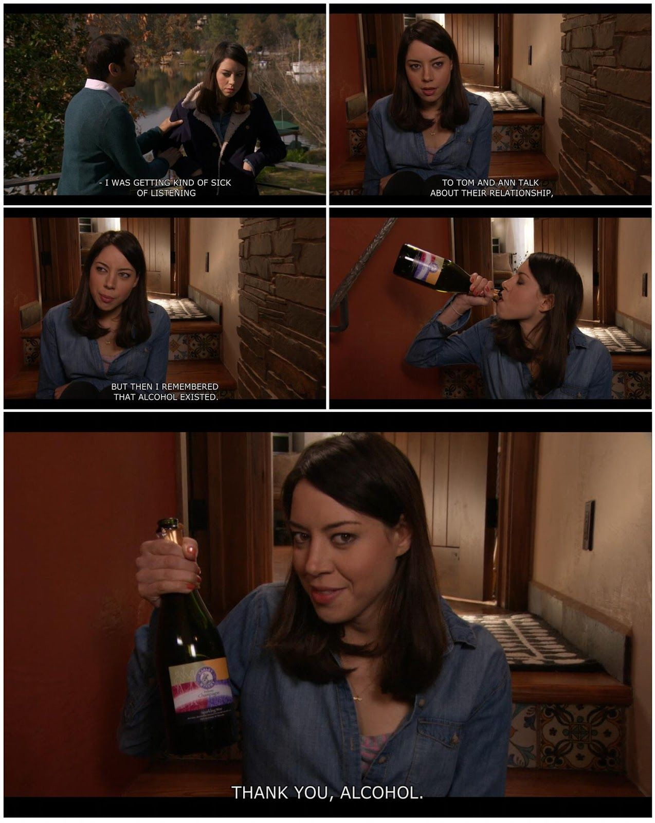Day Drinking Meme Parks And Rec