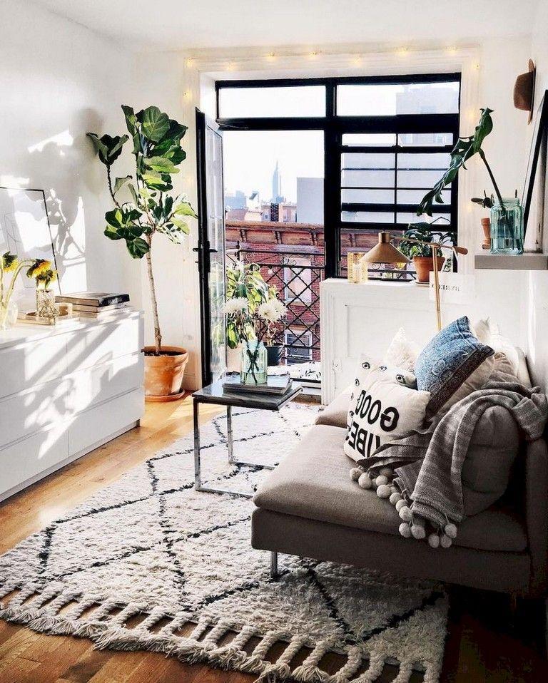 80 Best Small Apartment Studio Decor Ideas On A Budget Cute