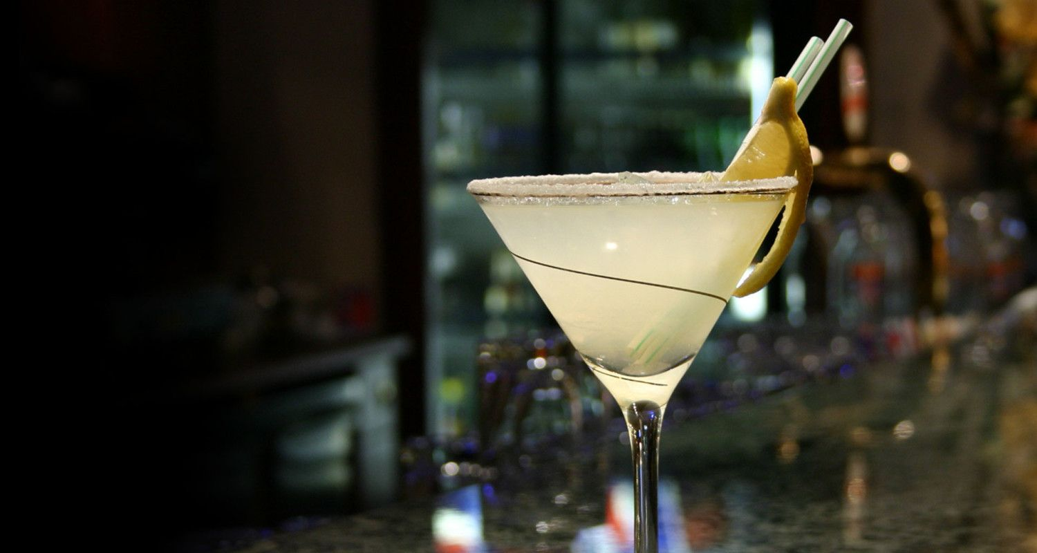 The lemon drop cocktail a very sweet sour cocktail. It became popular around the 70′s in California. This is a great cocktail because its hard to taste the alcohol. It ... Read More