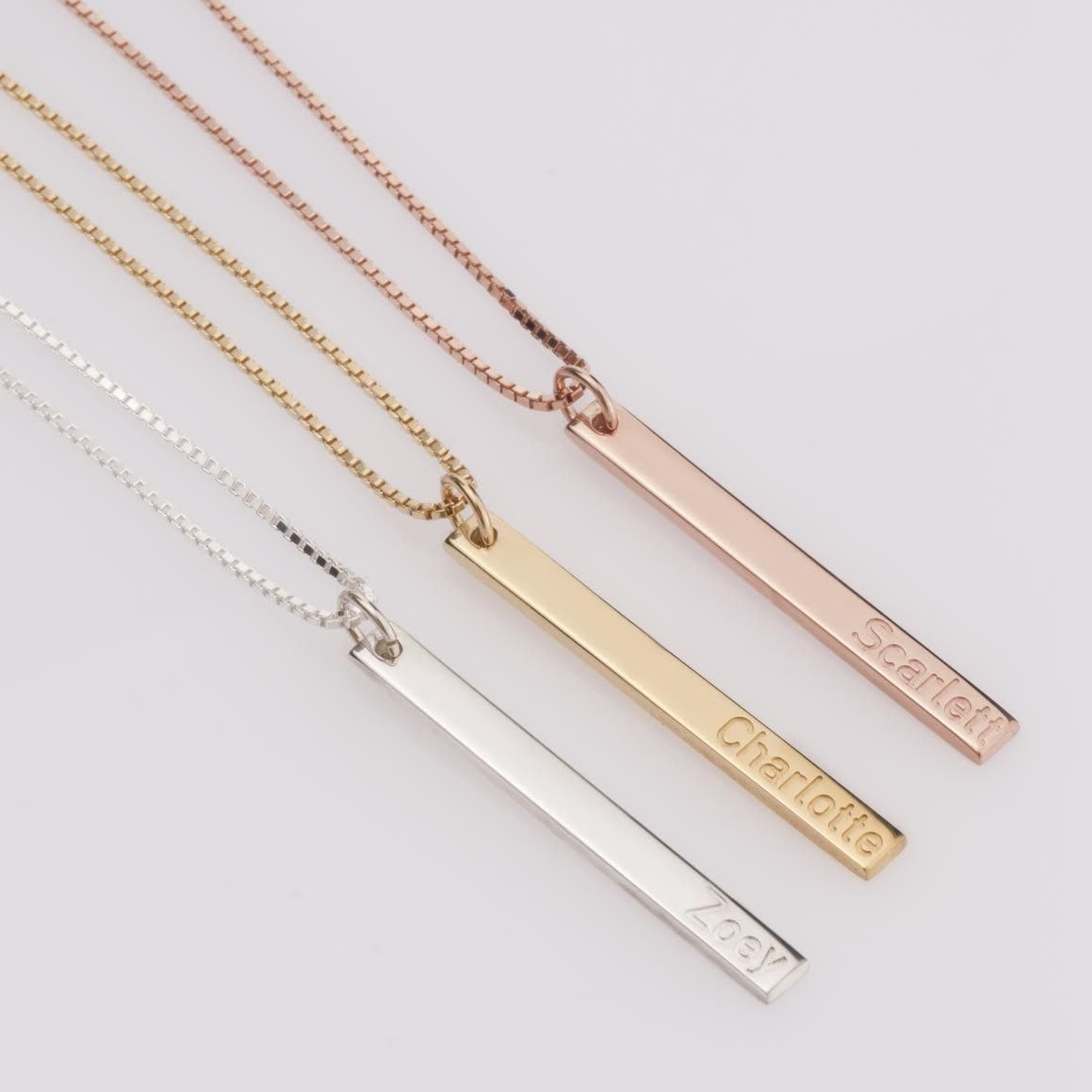 Shop oNecklace for Personalized Jewelry you will cherish forever. Shop Favorites include Name & Monogram Necklaces - making them perfect bridal party gifts.