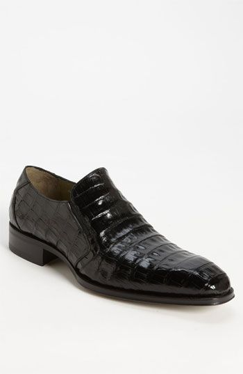 Mezlan 'Fiorello' Crocodile Loafer available at #Nordstrom