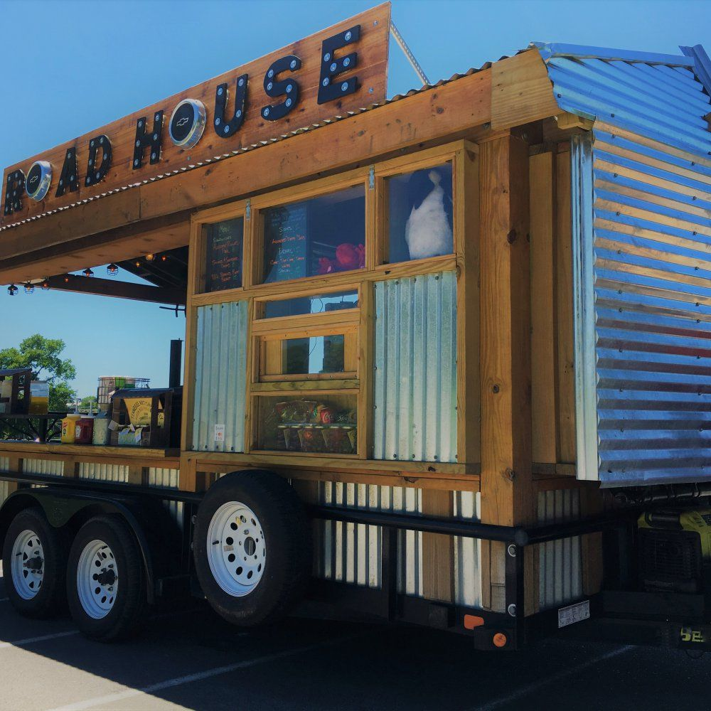 Roadhouse Grille Food Truck Food truck, Nashville food