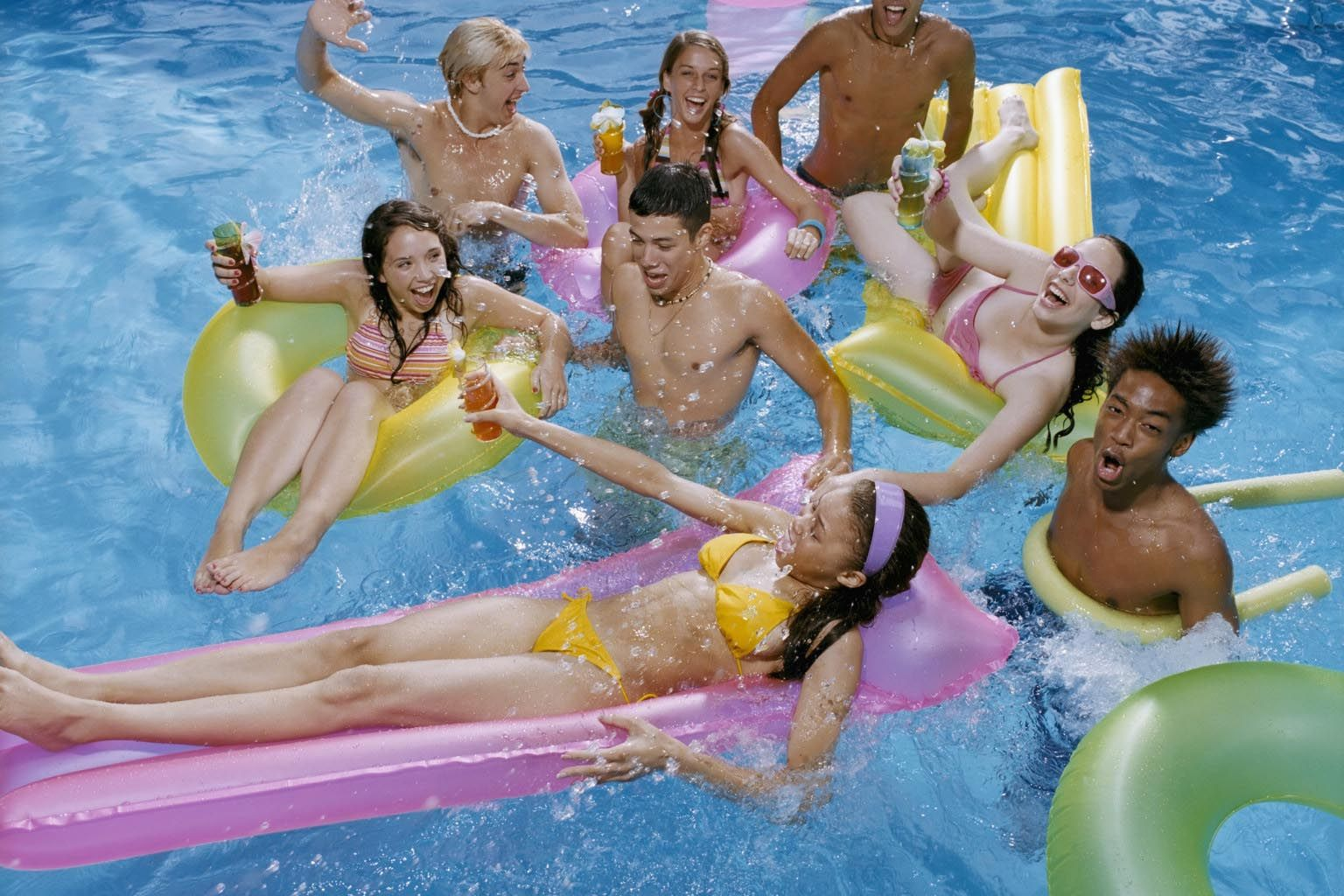 Hot Teen Pool Party   Home Party   Pinterest