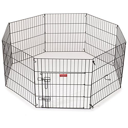 Outdoor Dog Pens Proselect Everlasting Exercise Pens For Dogs And Pets Black 18 24 30 36 42 48 Check Out This Great Dog Crates Houses Pens Dog P