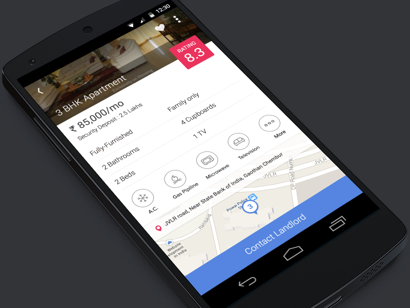 Housing Com Android App Details Wip Android Apps Digital Marketing Beauty App