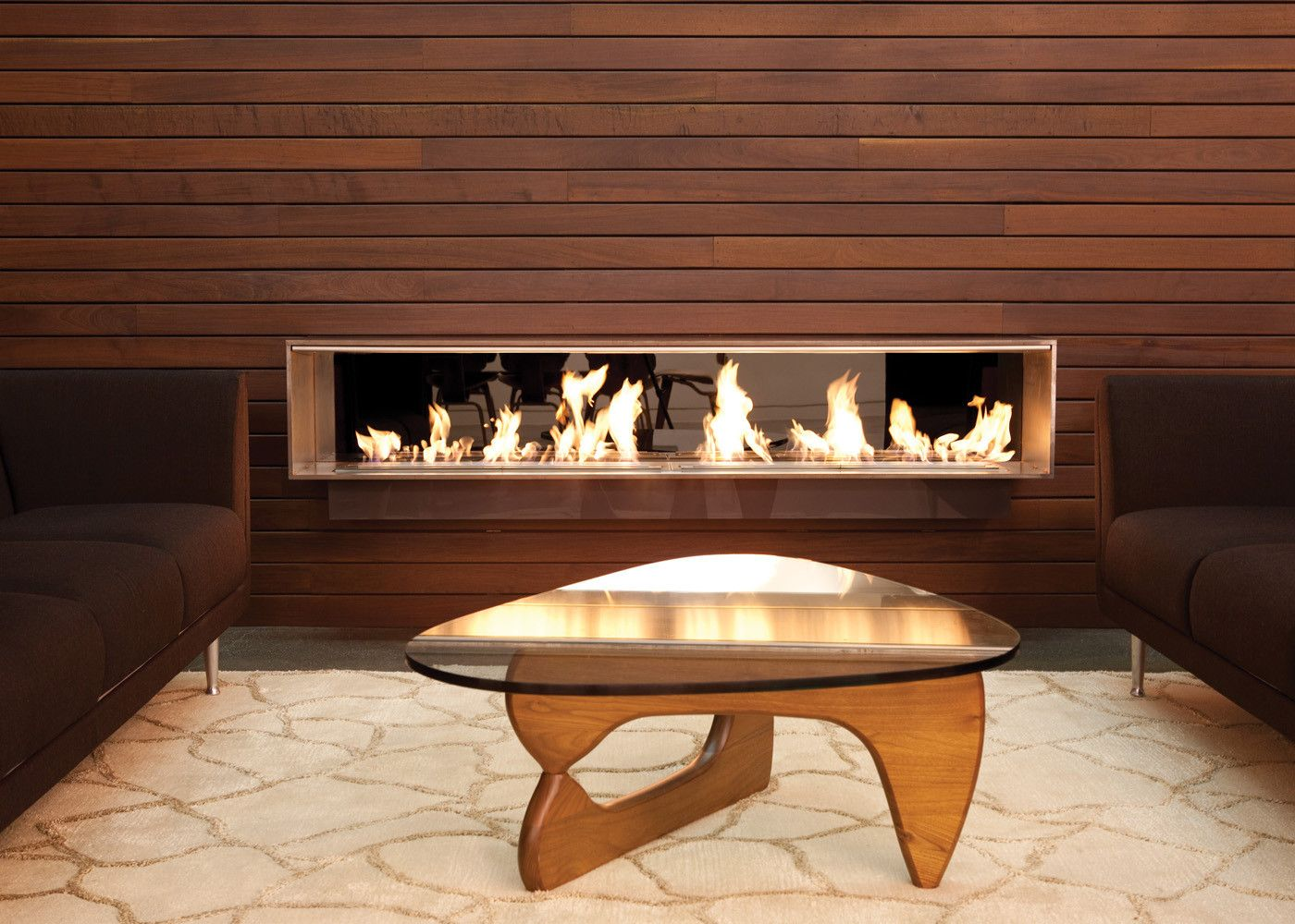 biofuel ventless modern long fireplace - Pin By Diane Gonzalez On Home Sweet Home Pinterest Products