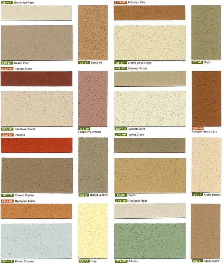 Exterior Paint Color Charts Home Designs Ideas Online Nm