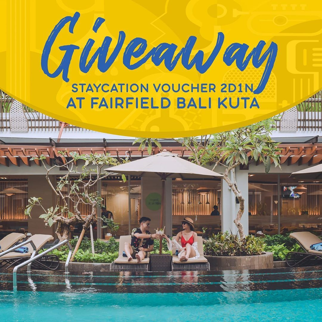 Giveaway Closed Congratulations Cut3piglet Dan Niluhreca Hi Sobat Elbeh La Di 2020 Lorem Ipsum Berenang Bali