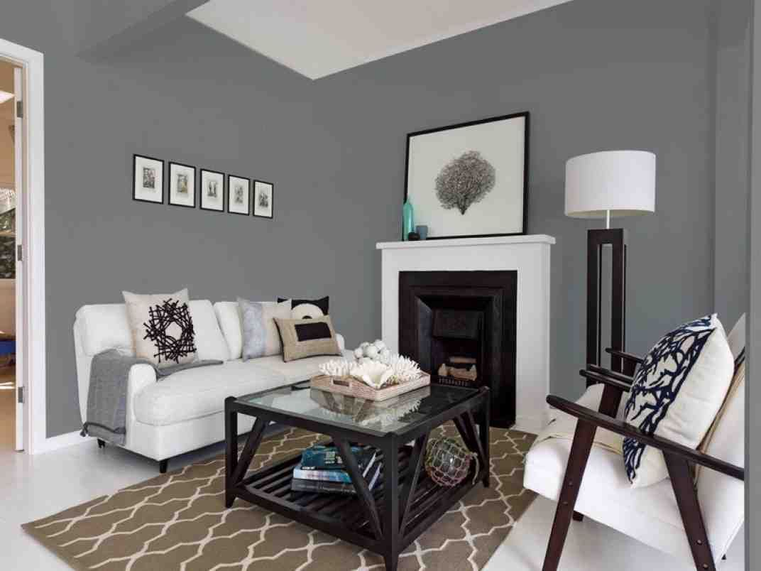 Best Grey Paint Colors For Living Room Grey Walls Living Room