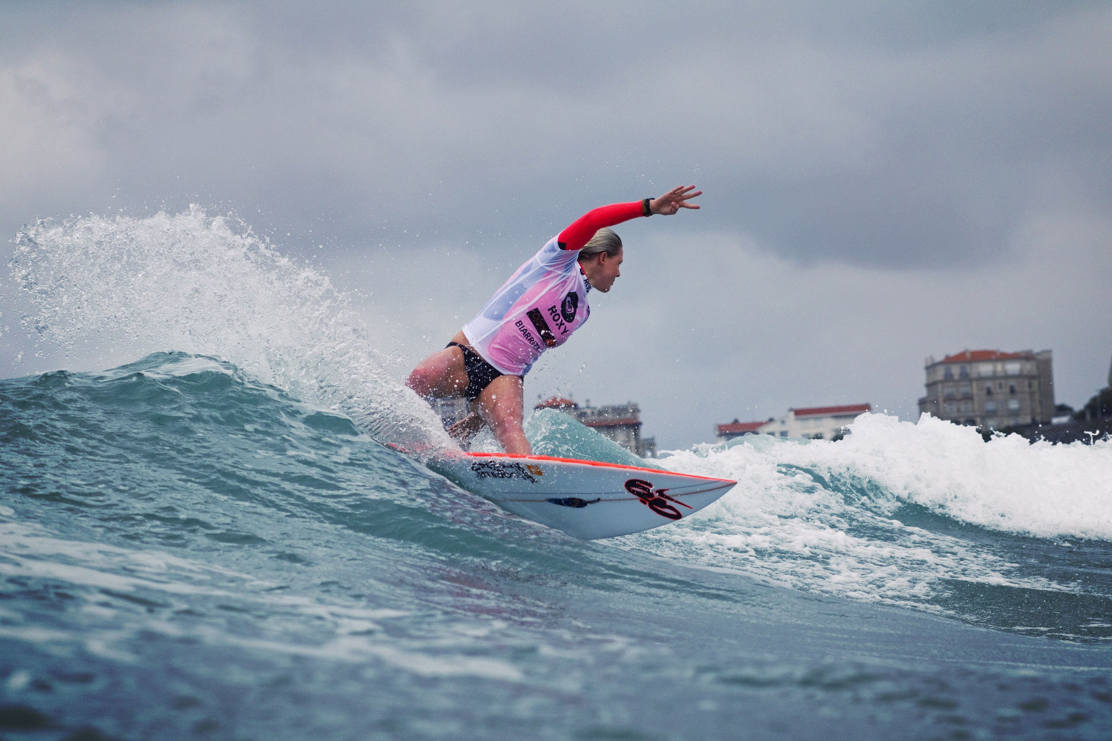 Laura Enever Surfing