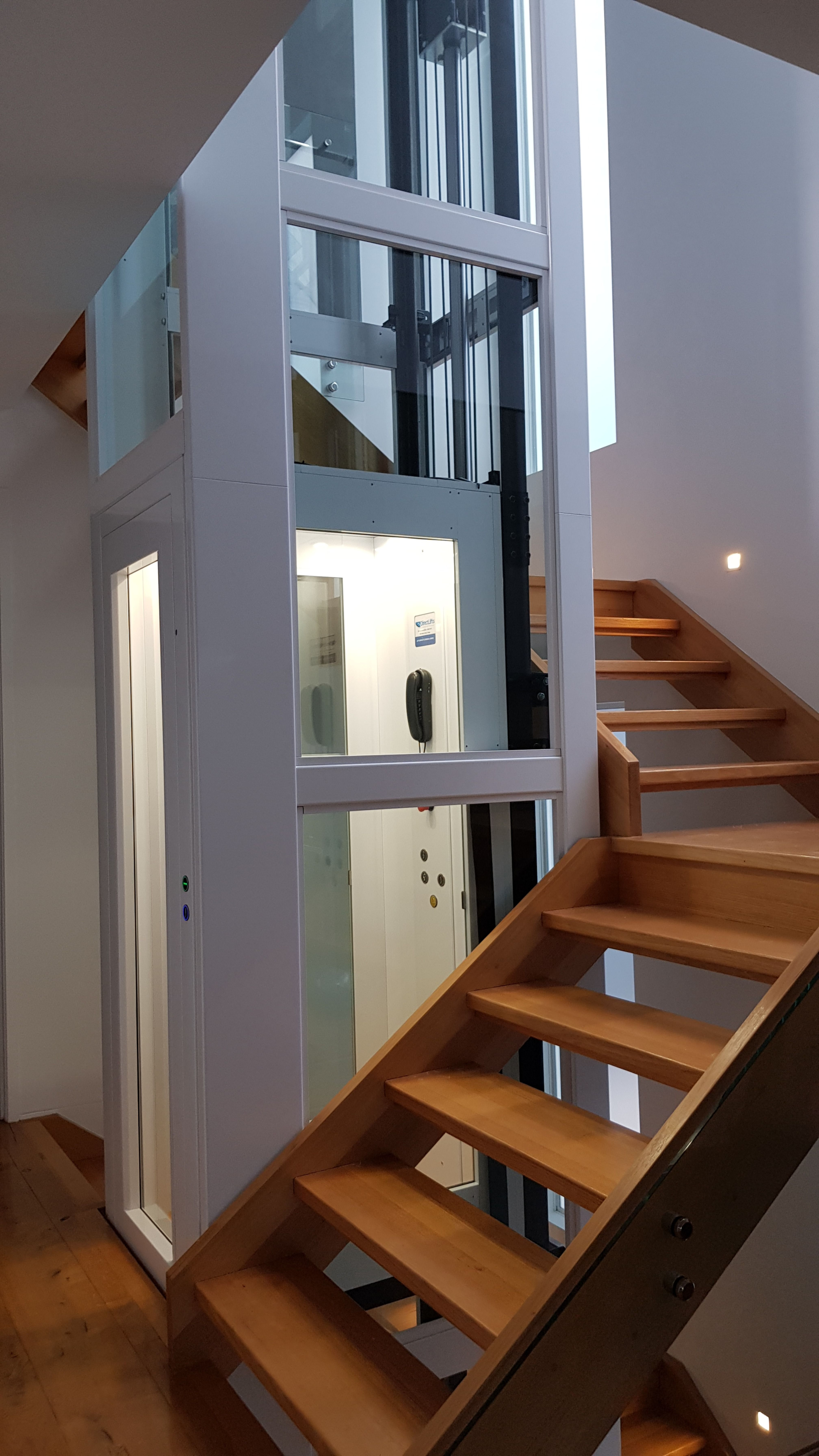FlexE Home Lift Made in Europe & Locally Assembled in