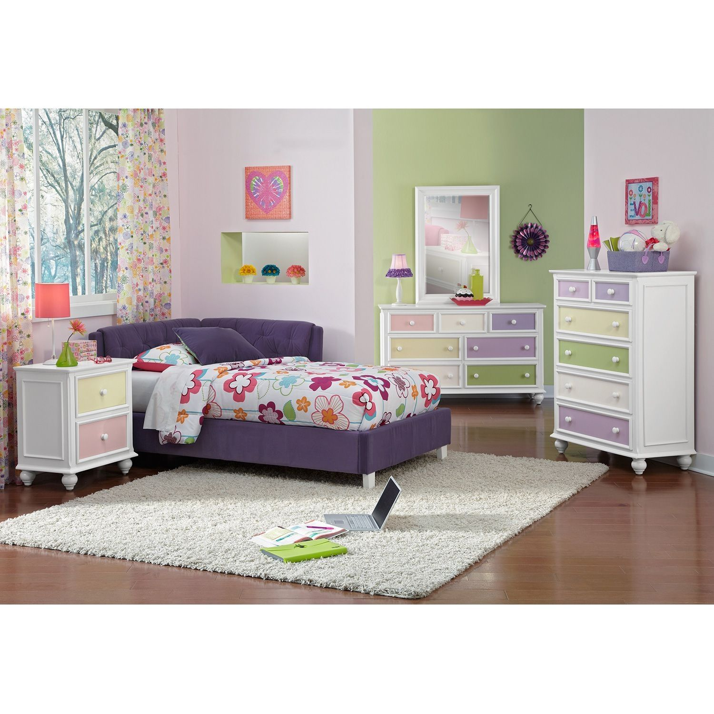 Jordan III Twin Corner Bed Value City Furniture