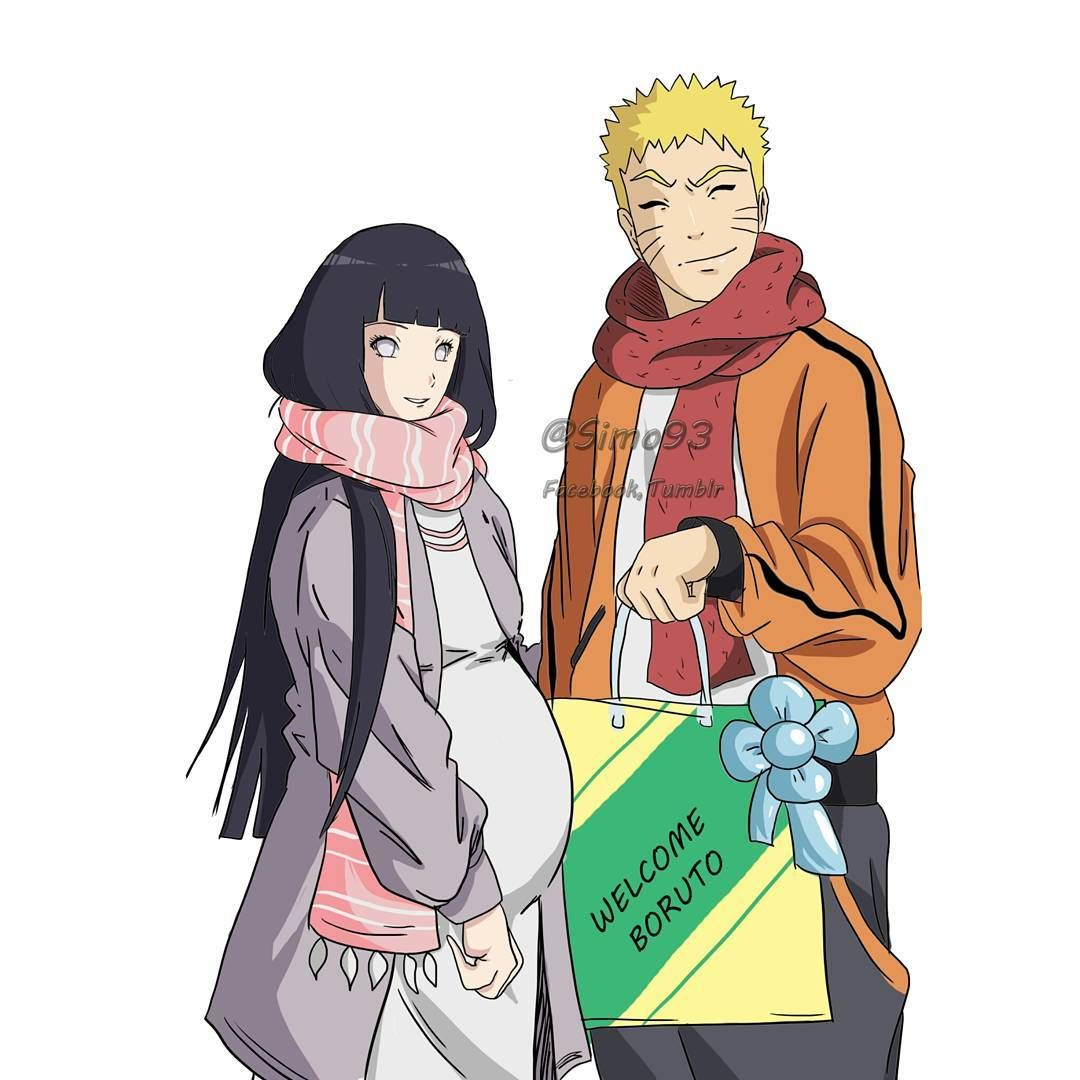 Anime Characters Pregnant Reader : Naruto with hinata pregnant pinterest