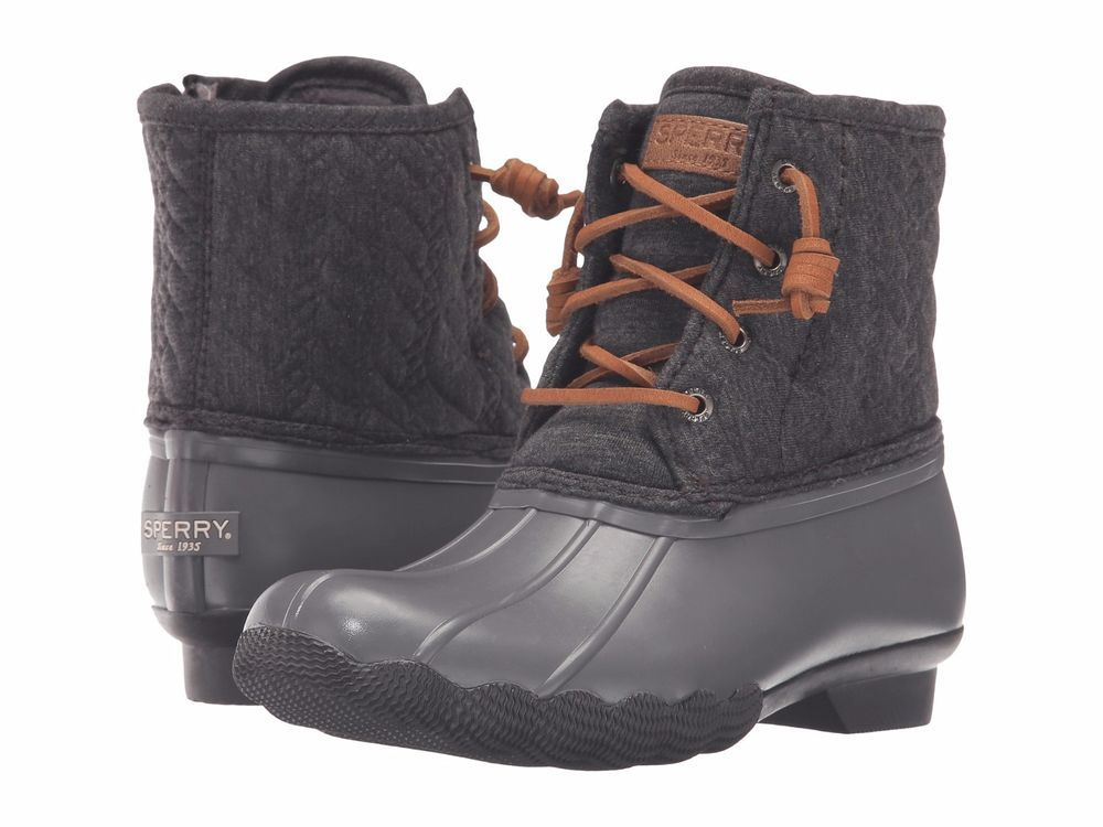 Boots, Sperry duck boots, Kids boots