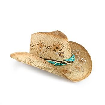 931717fcc5a7f1 Charlie 1 Horse Women's High Strung Straw Cowgirl Hat | Outfit in ...
