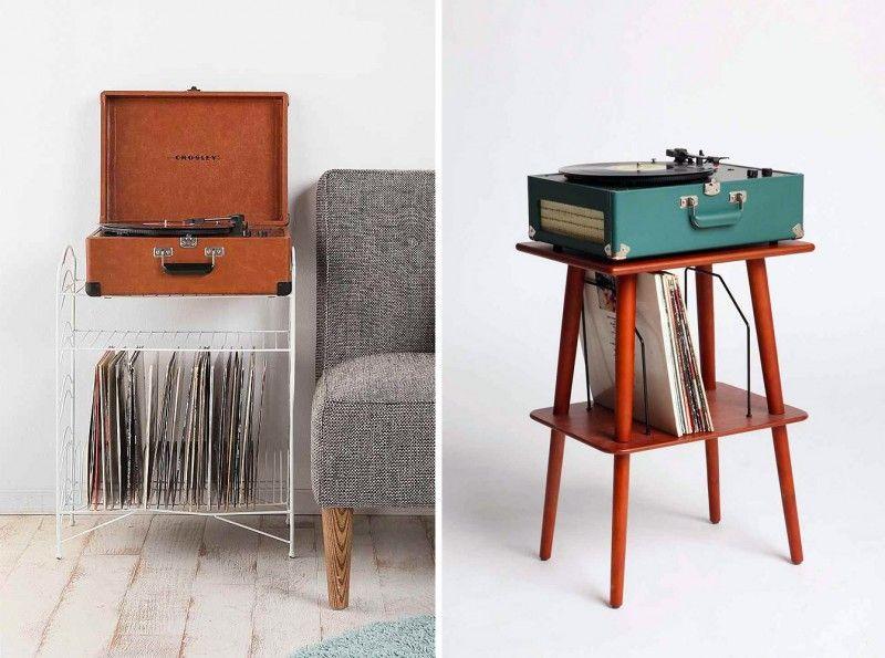 46 Meubles Pour Ranger Des Vinyles Meuble Pour Platine Vinyle Meuble Vinyle Mobilier De Salon
