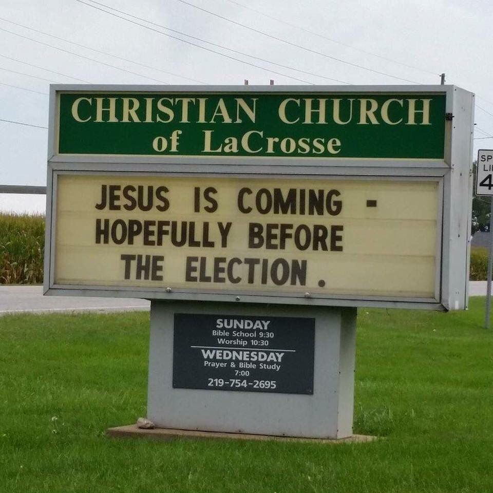 Funny Church Signs And God Said Lol Facebook Church Signs