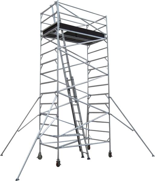 Aluminum Scaffolding Is An Advanced Type Of Aerial Work Platform