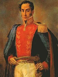 Simon Bolivar Simon Bolivar South America South America History