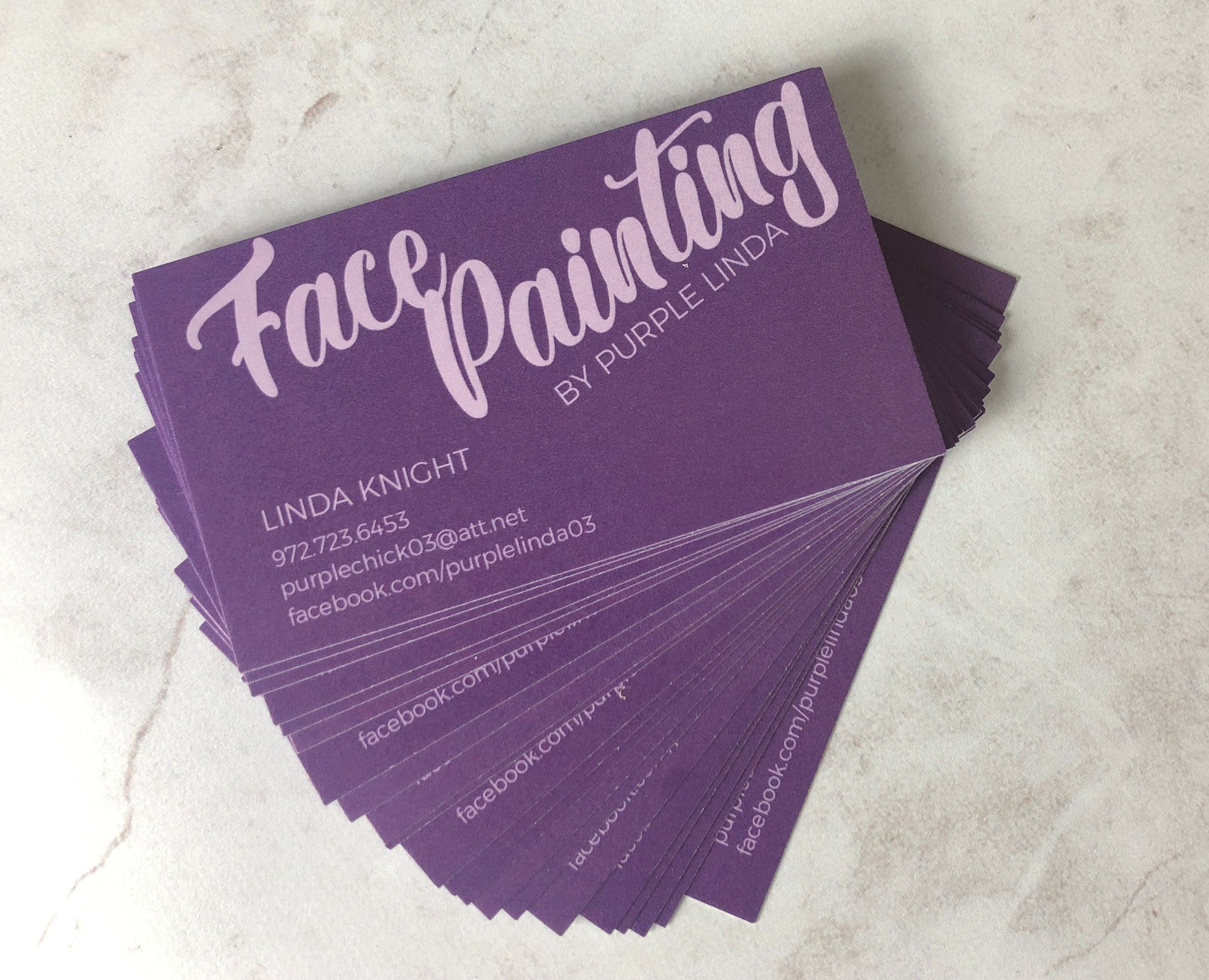 Face Painting Business Card Substitute Business Card Mom Etsy Floral Business Cards Face Painting Printed Cards