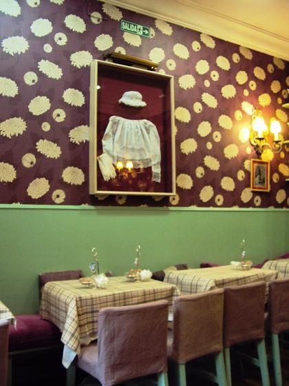 Living in London, Zamping in Madrid | DolceCity.com