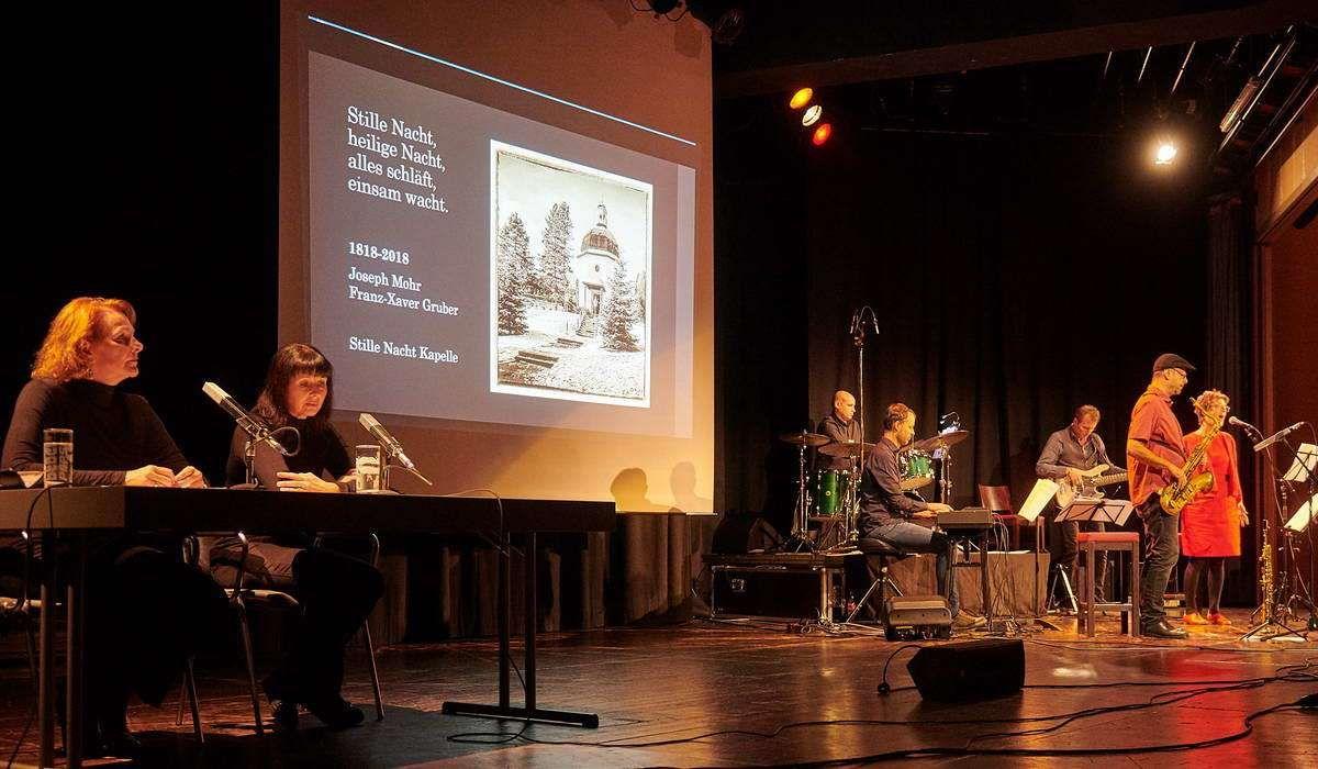 Das War Open Space Ein Veranstaltungsruckblick Von Karl Traintinger Dorfzeitung Kultur Online Buhne Konzert Open Space Standpunkt Stille Nacht Te Heilige Nacht Stille Nacht Konzert