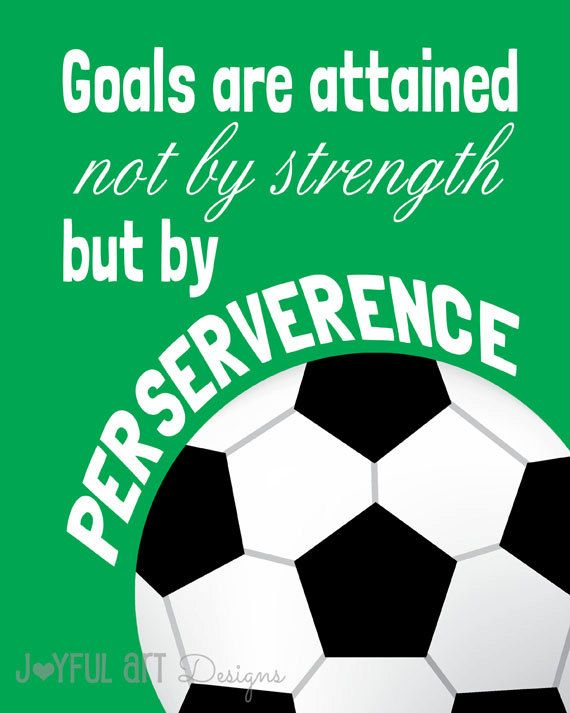 Set Of 3 Motivating Sports Quotes Printable Signs Football Etsy Soccer Quotes Sports Quotes Soccer