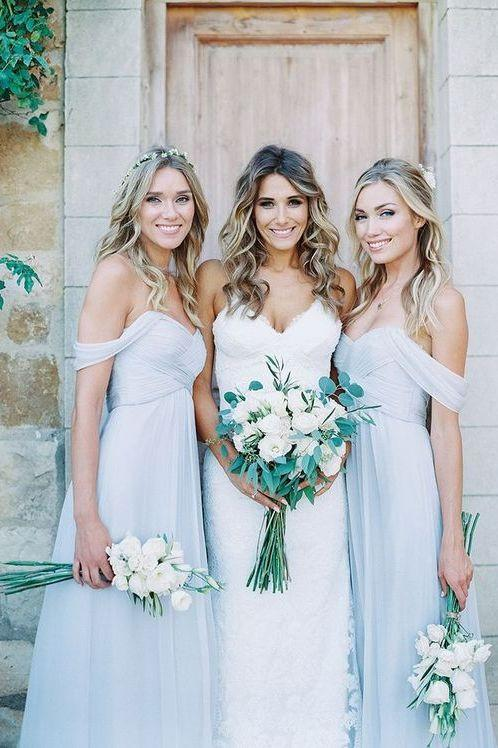 Boho Bridesmaid Dresses,Rustic Wedding