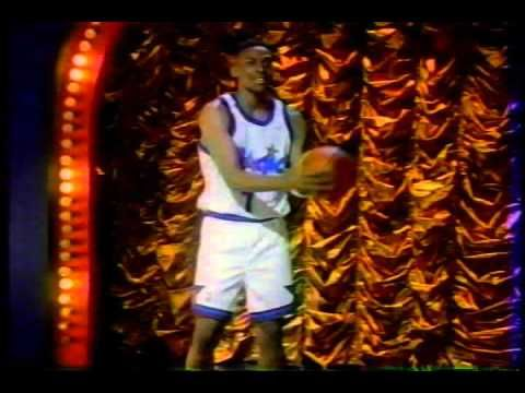 Anfernee Penny Hardaway - Nike Air Pound - Footlocker Ad - 1994