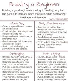 #natural #hair  Building a natural hair regimen                                                                                                                                                     More #naturalhairjourney