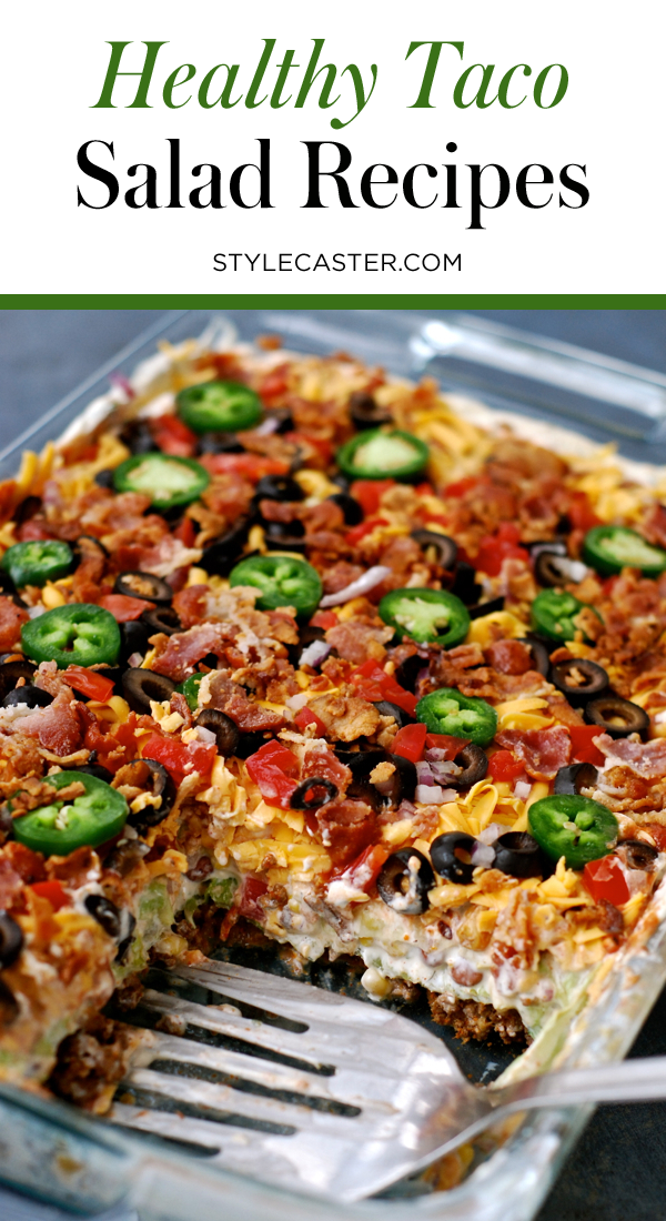 10 Elevated Taco Salads to Help You Celebrate Cinco de Mayo Tonight