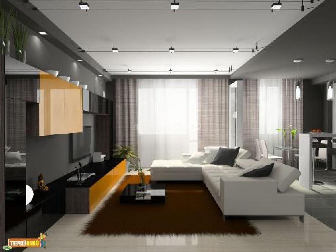 Lighting A Living Room. Salon moderne gris  harmonie esth tique Salons Living room ideas and Room