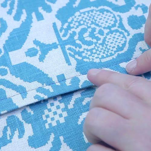 einen verdeckten rei verschluss einn hen how to sew and sewing tutorials tipps die das. Black Bedroom Furniture Sets. Home Design Ideas