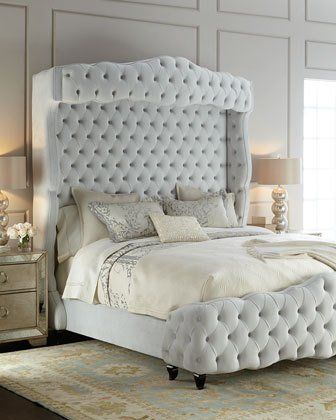 5ZRL Haute House Grand Chez Tufted Queen Bed Grand Chez Tufted King ...