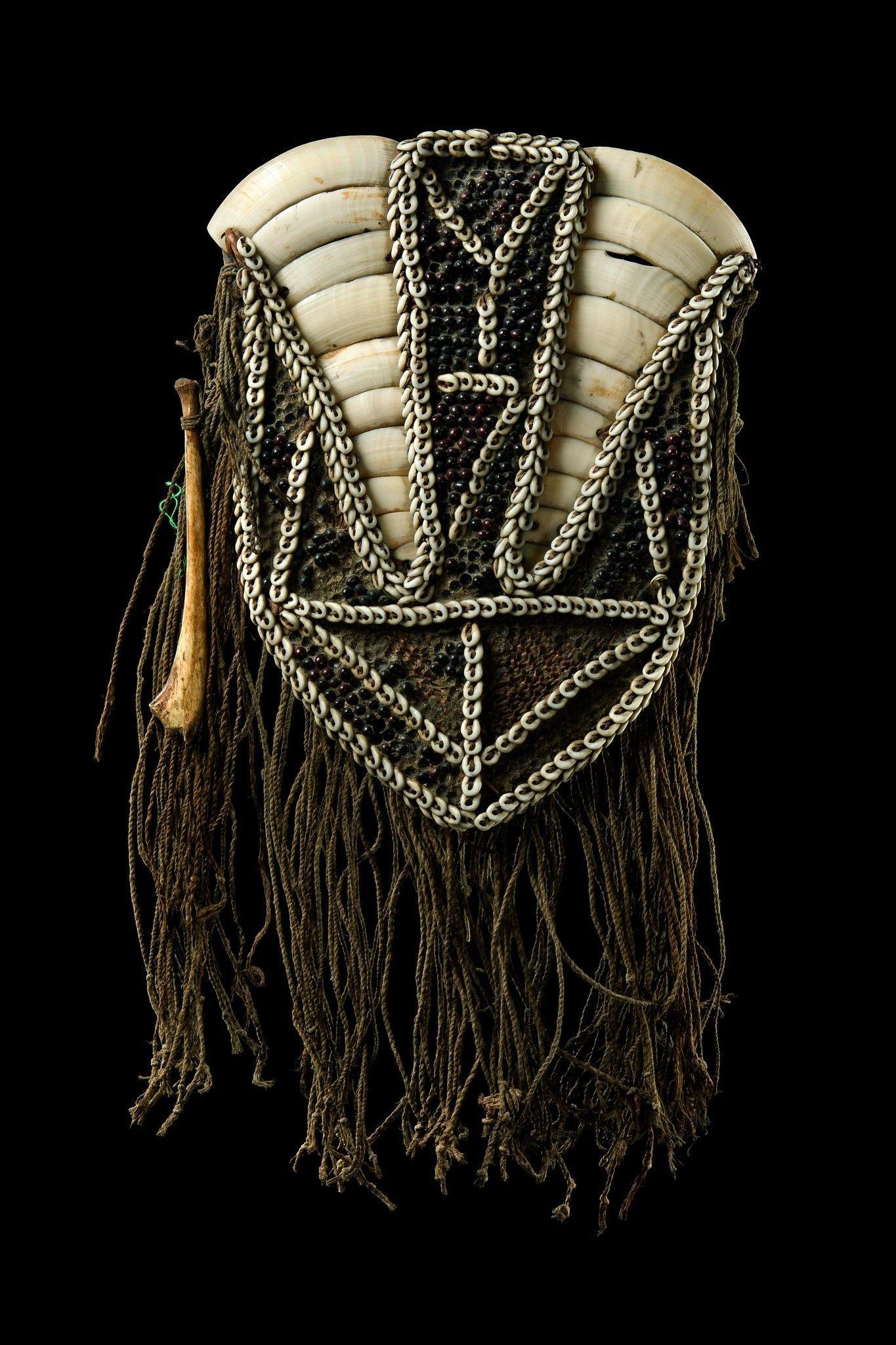 Breast ornament - Papua New Guinea