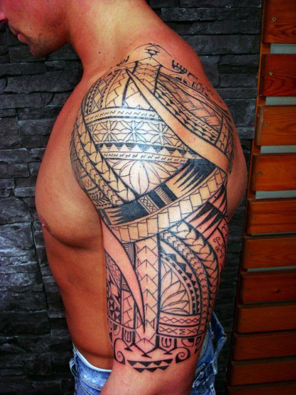 Top 57 Tribal Tattoo Ideas For Men 2020 Inspiration Guide Tribal Tattoos For Men Cool Tribal Tattoos Tribal Arm Tattoos