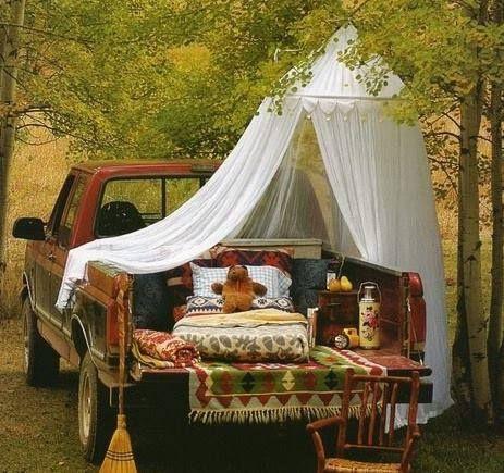 an alternative bed