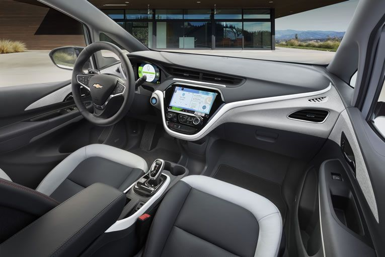 Redesigned 2017 Chevy Bolt Ev Adds Spacious Depth To Electric