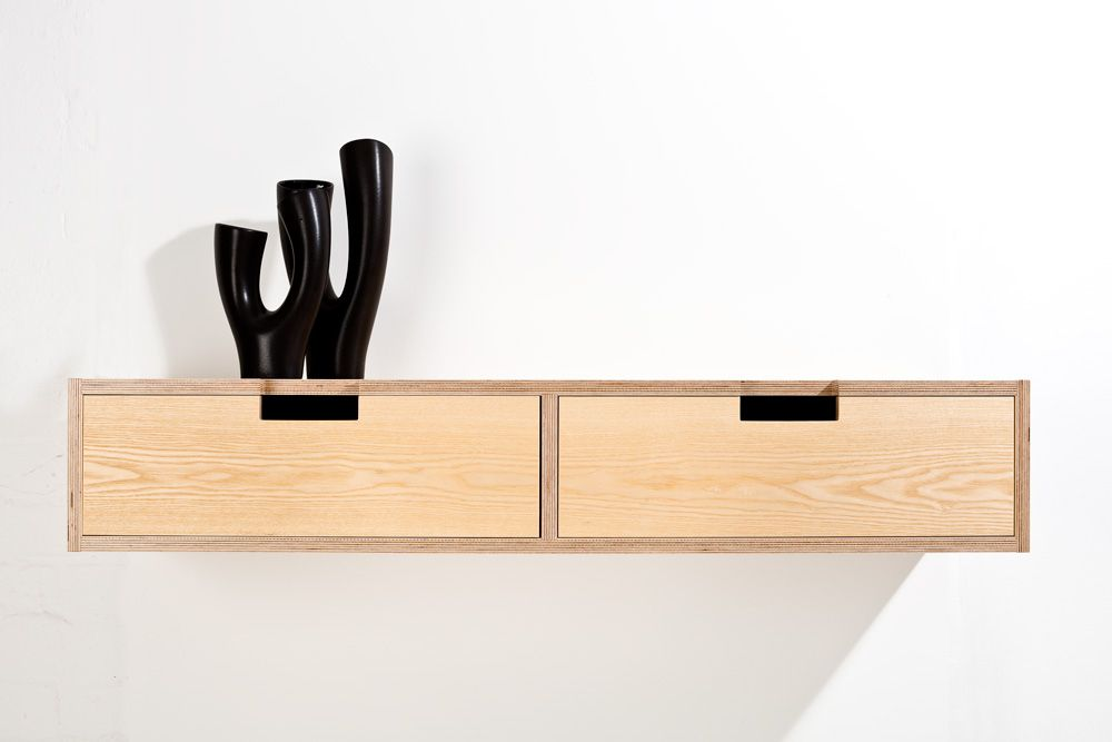 Sideboard Badezimmer ~ Bathroom ideas badezimmer plywood shelves plywood