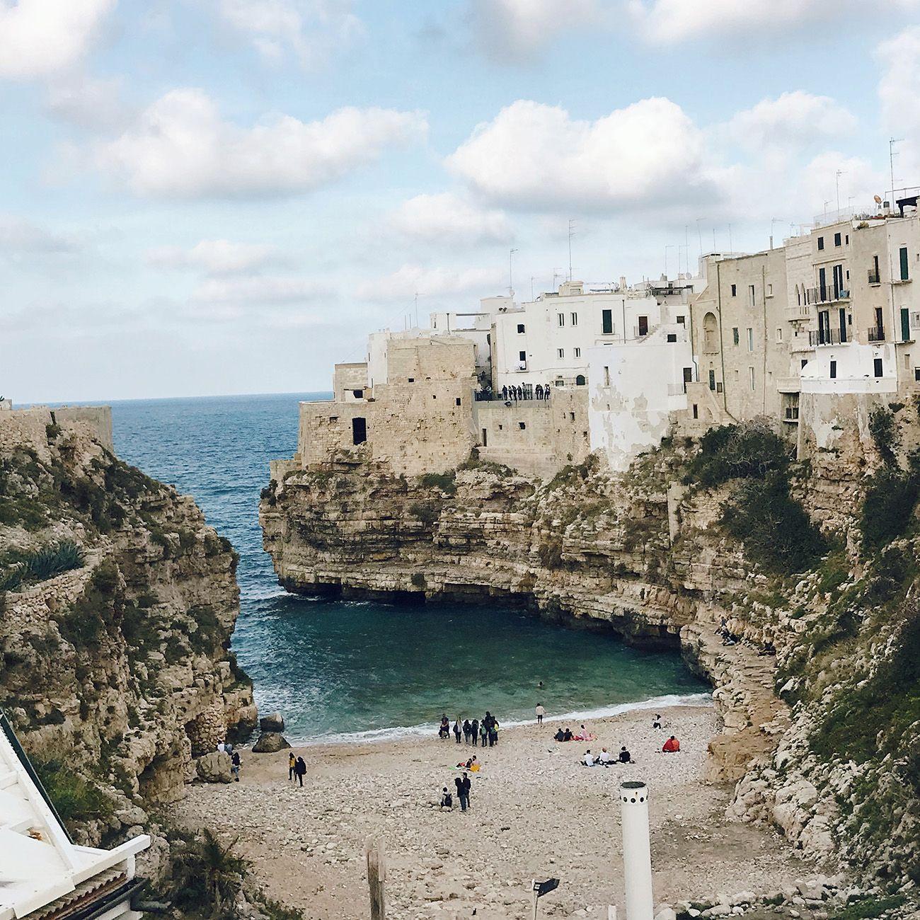 Real Weddings Polignano: Italy Travel, Puglia Italy, Italy
