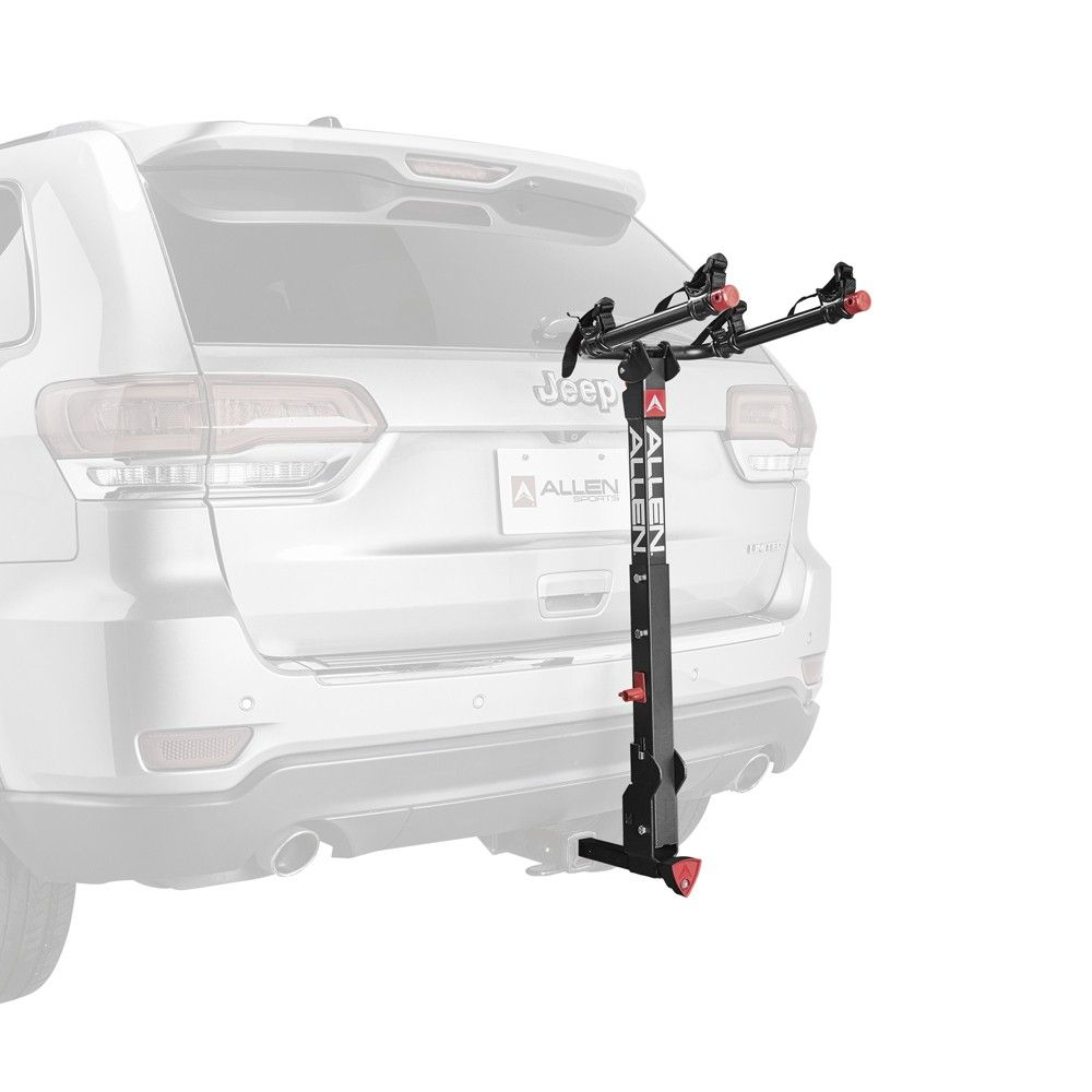 Allen Sports 820qr Deluxe Locking Quick Release 2 Bike Carrier