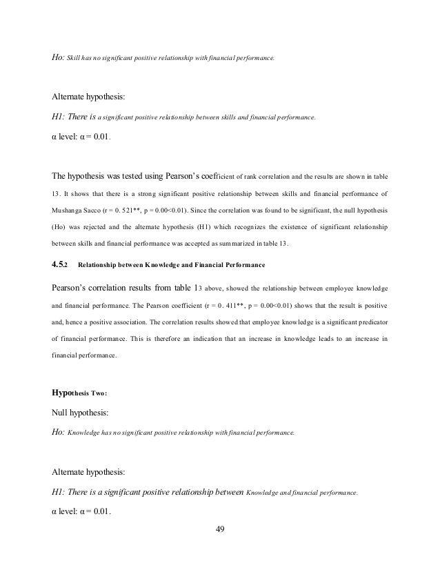 dissertation on