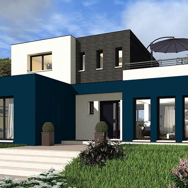 Modèle de maison Tertre 145 -  Retrouvez tous les types de maison à