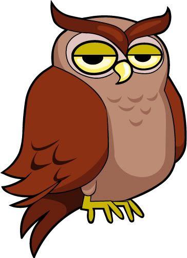owl clip art photo a116 cartoon owl clipart jpg preschool rh pinterest com Owl Silhouette Clip Art owl cartoon clip art cute
