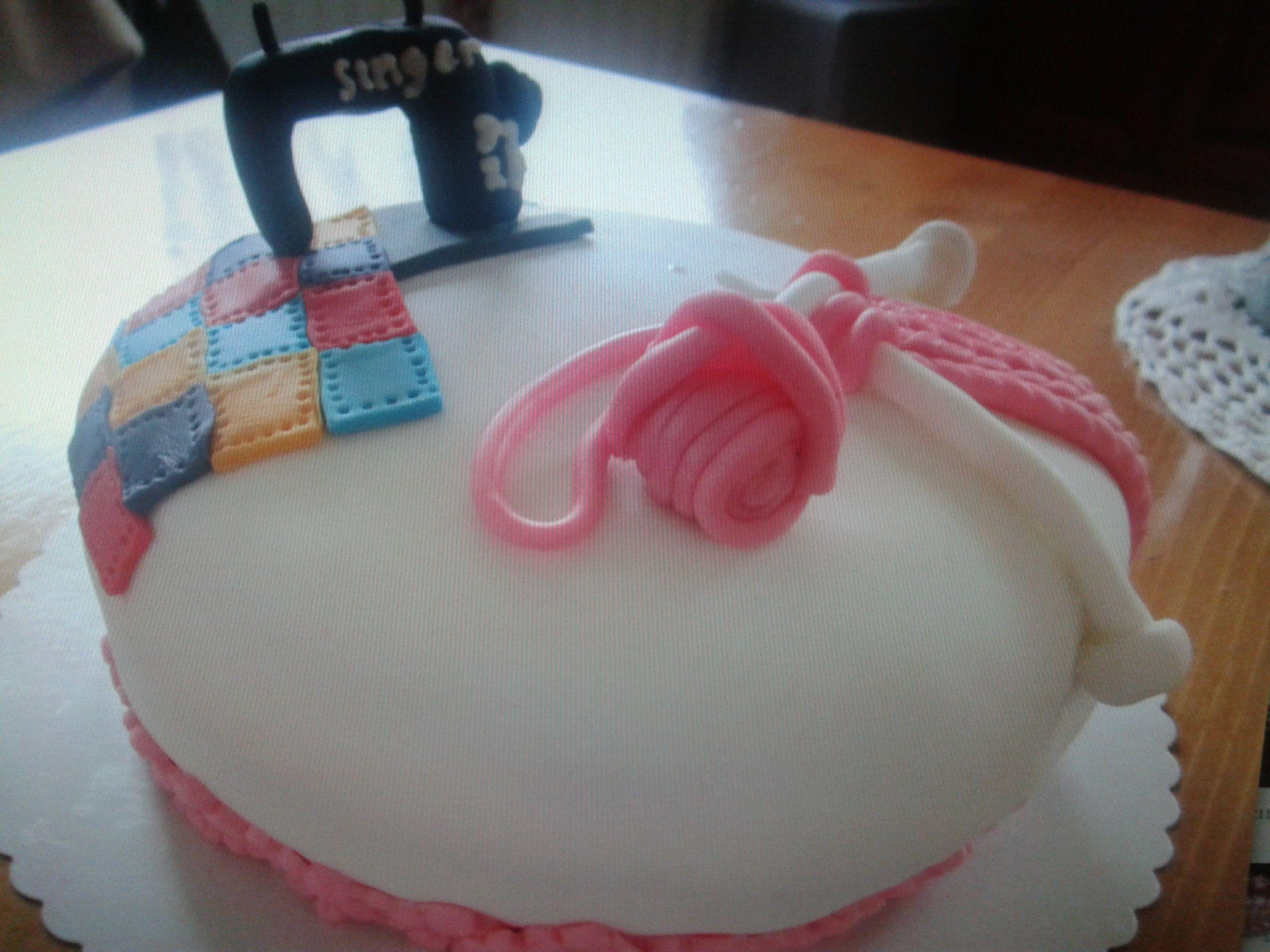 hobby taart