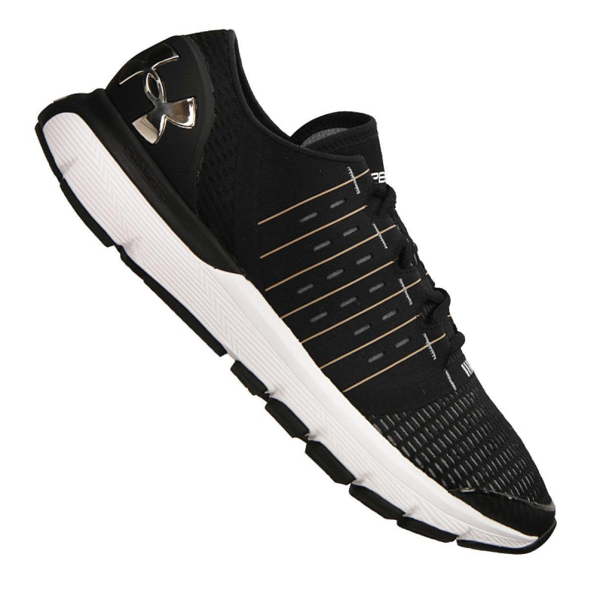 Sports Men S Underarmour Under Armour Under Armor Speedform Europa M 1285653 004 Training Shoes Black Training Shoes Under Armour Men S Shoes