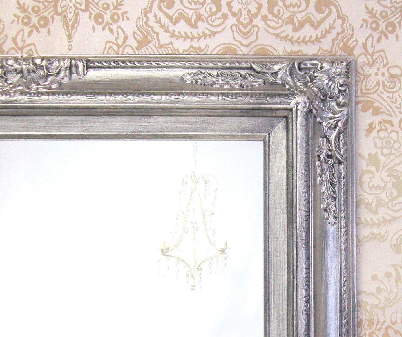 Uttermost Sherise Brushed Nickel Oval Mirror Espejos Decoracion De Unas