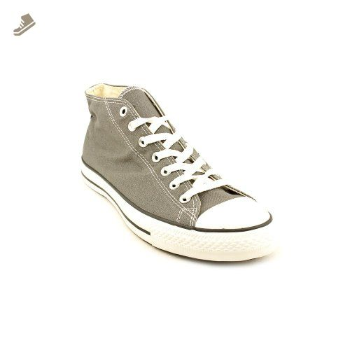 00b73a628c4c4 CONVERSE Men's All Star Mid (Grey 12.0 M) - Converse chucks for ...